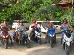 Thailand trailing...