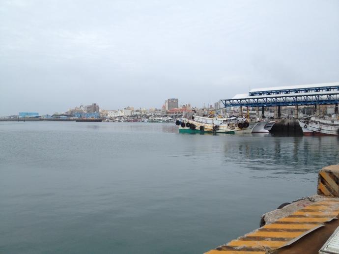 Penghu harbour