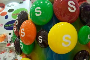 Skittles...